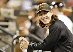 i have a weird thing for incredible athletes who are more or less unassuming: Timmy Lincecum