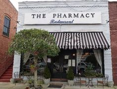 Great Vacation and best place to eat @The Pharmacy Restaurant - Southport NC
