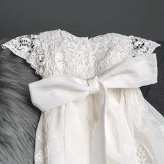 Grace Christening Gown & Bonnet