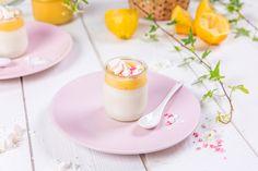 Recette de panna cotta au citron