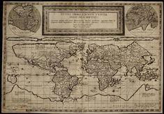 Ancient World Maps:
