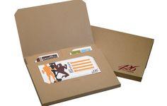 426 Fitness Welcome Kit - Diecut Folder - Open
