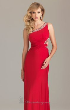 Red prom dress - minus the hole in the side.  ) Prom Dress 2013 9c791d125