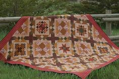 Jo Morton Quilt Club | jo morton has teamed up with the designers at the quilted moose to ..