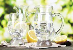 Tipos de jarros de água