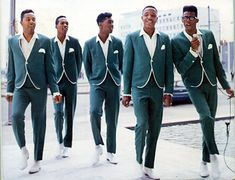 The Temptations are an American vocal group, known for their success in the 1960s, '70s, and '80s at Motown Records. The group's repertoire has included, during its five-decade career, R, doo-wop, funk, disco, soul, and adult contemporary music.