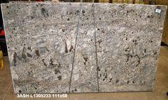Champagne Ice Granite Levantina Atlanta Gorgeous Granite
