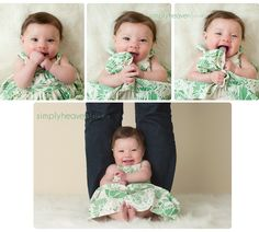 3 month old baby girl picture ideas