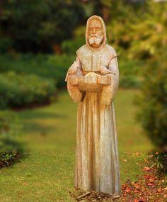 St. Francis Bird Feeder 32