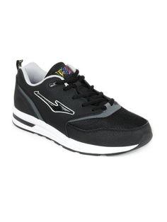 cheap for discount d7fe9 57296 Erke Men Black Jogging Shoes   Myntra via  myntra Lifestyle Online  Shopping, Online Shopping