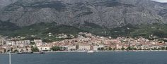 #Makarska in Kroatien