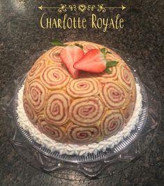 Charlotte Torte, Super Torte, Torte Cake, Great British Bake Off, Marzipan, Mole, Food And Drink, Birthday Cake, Pudding