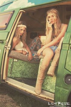 ☮ Gypsy Ladies | Bohemian Babes ☮