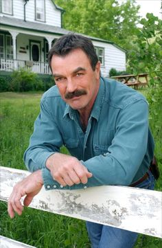 One of My Celebrity Crushes - Tom Selleck