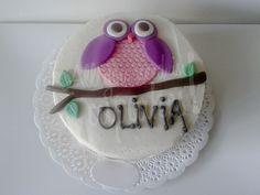 Owl cake | Flickr: Intercambio de fotos