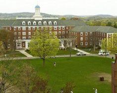 Tufts University!