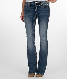 $158 Rock Revival Noelle Boot Stretch Jean