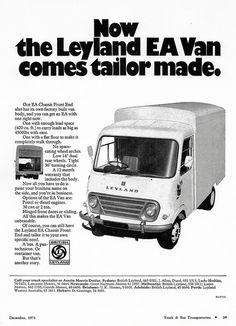 1971 Leyland EA Van (Aus) Commercial Van, Commercial Vehicle, Old Advertisements, Advertising, Ads, Old Lorries, Van Car, Car Posters, All Cars