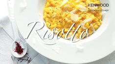 Rezept Risotto, Kenwood Cooking Chef
