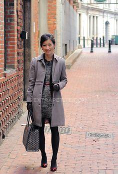 ExtraPetite.com - Lookbook: Sweater Dress   Simples