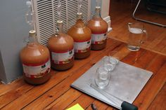 The Final Word (for now) on Homemade Hard Cider   The Paupered Chef