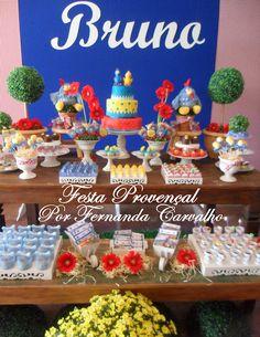 Festa Provençal - Site Oficial: Bruno e a Galinha Pintadinha!