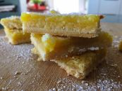 Tart and sweet with the most delicious lemon flavour, these squares are great for any occasion and incredibly easy to make. And as recipes go, I find this one to be a lot of fun to put together. Pl…