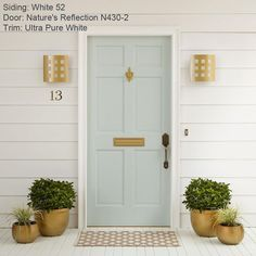 Ideas exterior paint colora for house behr curb appeal Front Door Colors, Painted Doors, Paint Colors For Home, House Exterior, Front Door, Entry Doors, Exterior Paint Colors, Curb Appeal, Doors