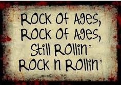 Def Leppard  -- Rock of Ages