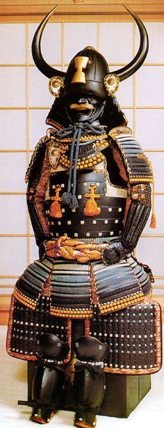 Yamamoto Kansuke armor GL-16...Sengoku period warlord. Date of birth and death unknown. Born Ushikubo Mikawa country. I have been working as a strategist of Takeda Shingen tell, and you die in battle to take responsibility for the failure of the strategy in the battle of Kawanakajima of 1561. Although many unknown part seems a real person. Has been handed down as military commander of the phantom still. Black helmet heroic armor of this large-angle characteristic is popular with many…