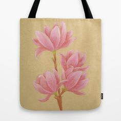 Magnolia Tote Bag by Skin&Bones - $22.00