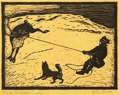 Lasso by John Savio (1902-1938)