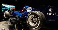 F1 Simulator - MSC Fantasia