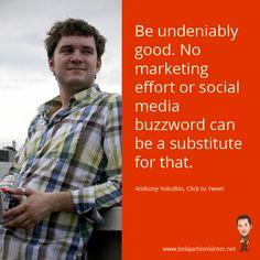 Kata-kata Mutiara dalam dunia Bisnis Button Down Shirt, Men Casual, Social Media, Marketing, Quotes, Mens Tops, Quotations, Dress Shirt, Social Networks