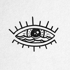 Emna's vibes: Ocean eyes