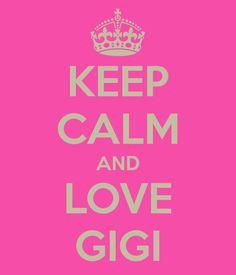 We Love Gigi @Becky Hopp