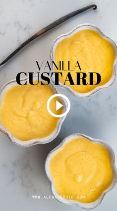 Custard Desserts, Custard Recipes, Baked Custard Recipe, Mexican Food Recipes, Snack Recipes, Cooking Recipes, Snacks, Amazing Food Videos, Twisted Recipes