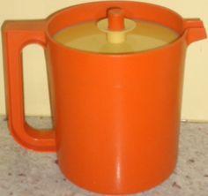 Retro Tupperware pitcher  $12.00 www.jazzejunque.com