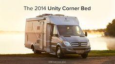 2014 Unity Corner Bed