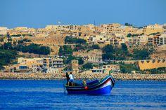 Pescando a Gozo/ Fishing in Gozo