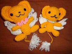 Amigurumis Keros de crochet
