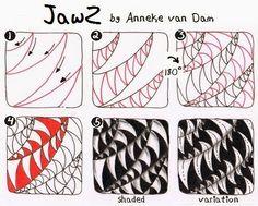 JawZ~Zentangle