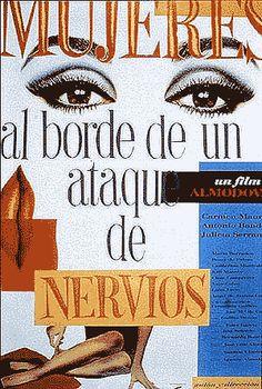 Mulheres à beira de um ataque de nervos (1988) | Pedro Almodóvar