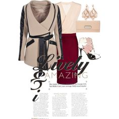 A fashion look from February 2015 featuring Boohoo jackets, Alexander McQueen ankle booties and Shaun Leane earrings. Browse and shop related looks.