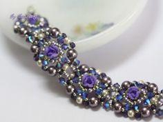 [Tutorial] Violet Rose - Bead Tutorial