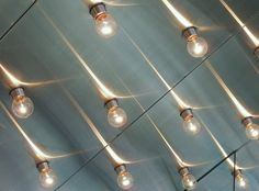 Ceiling by tanakawho, via Flickr