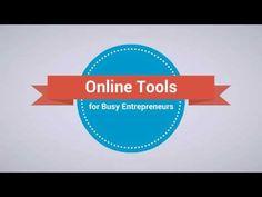Online tools for busy entrepreneurs Skillshare course series Start watch...