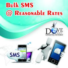 SMS Marketing - Send #BulkSMS, generate leads, lowest pricing. www.dove-soft.com