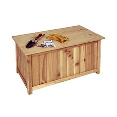 Have to have it. Samson Wood Storage Bench $209.99