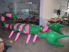 Helium Ballonnen.: Opblaasbare Schorpioenen